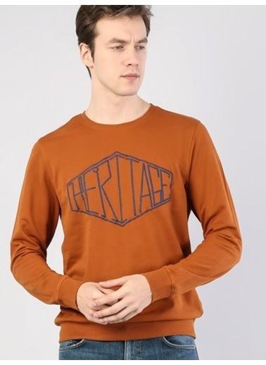 Colin's Sweatshirt Oranj